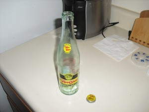 Mexican Mineral Water