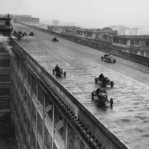 Rooftop Racetrack