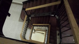 Apartment Stairway