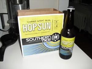 Hop Sun Summer Wheat Beer