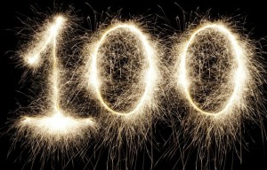 100 - 0
